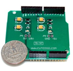 negative voltage generation shield