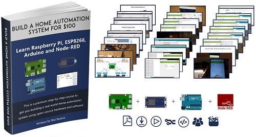 Build a Home Automation System for $100   Random Nerd Tutorials