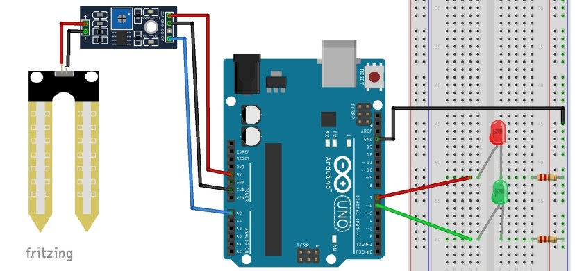 moisture sensor fritzing