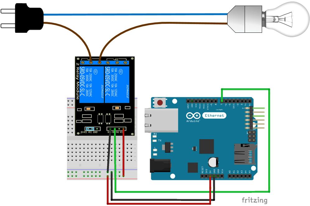 arduino ethernet web server relay random nerd tutorials rh randomnerdtutorials com Arduino 5V Relay Wiring Arduino Relay Tutorial