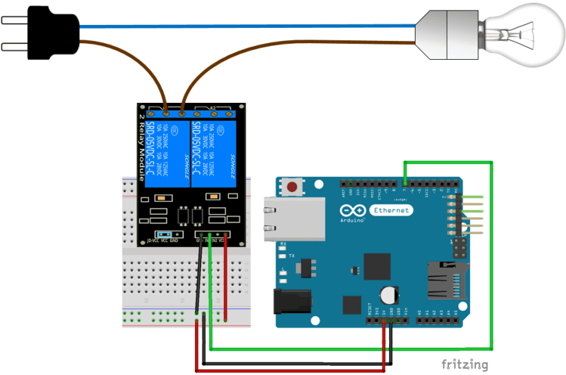 Arduino Ethernet Web Server Relay | Random Nerd Tutorials