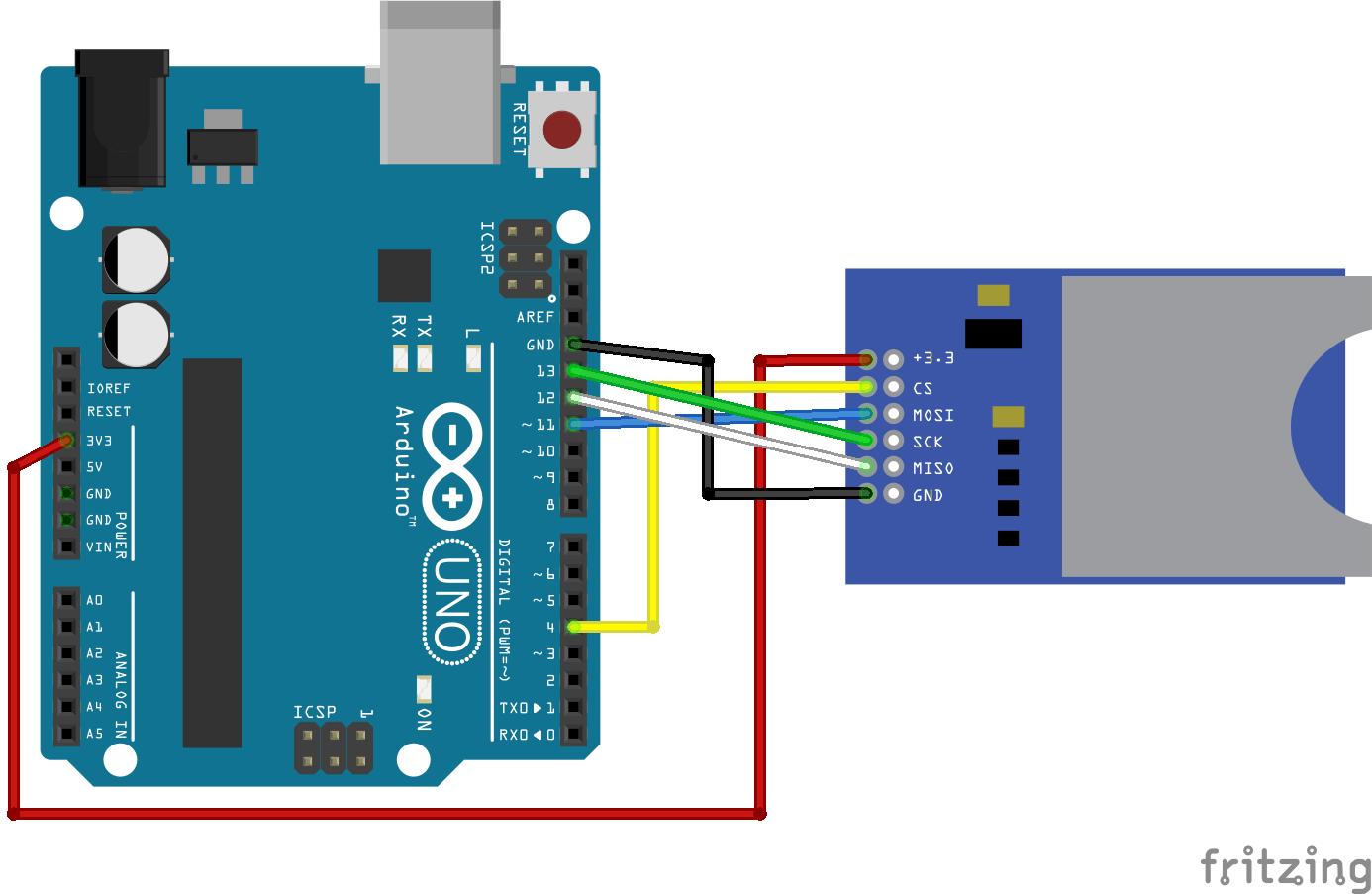 Guide to SD Card Module with Arduino | Random Nerd Tutorials