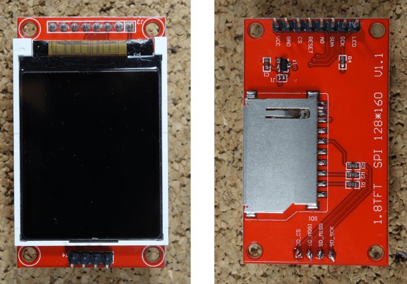 guide to 1 8 tft display with arduino random nerd tutorials