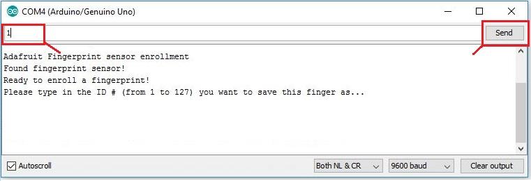 Fingerprint Sensor Module with Arduino | Random Nerd Tutorials
