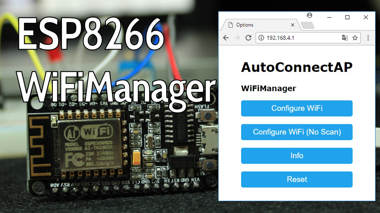 Wifimanager With Esp8266 Autoconnect Custom Parameter And Manage New Mini Prototype Printed Circuit Board Breadboard For Arduino 5 Pcs Code To Your Additionally You Can Also Add Parameters Variables Multiple Ssid Connections The Library