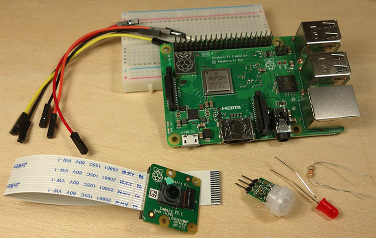 Car Plate Recognition System with Raspberry Pi and Node-RED