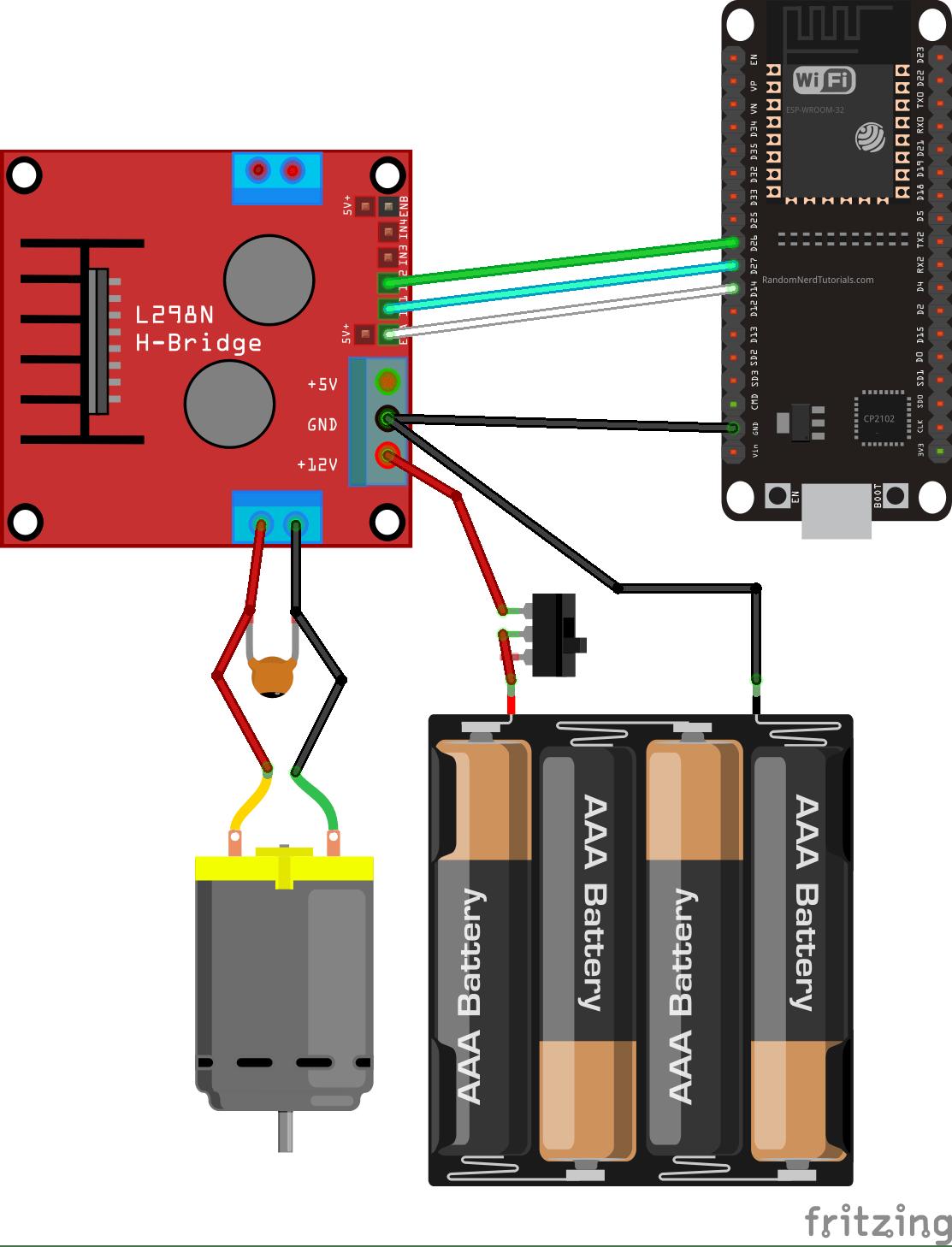 Puente Dual H Módulo De Controlador de motor gradual para Arduino L298N Mo