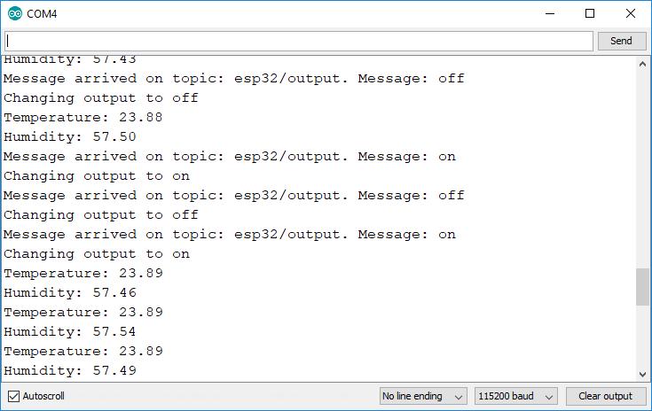 ESP32 MQTT Publish Subscribe with Arduino IDE | Random Nerd Tutorials