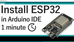 Install the ESP32 Board in Arduino IDE in less than 1 minute Windows Mac OS X and Linux