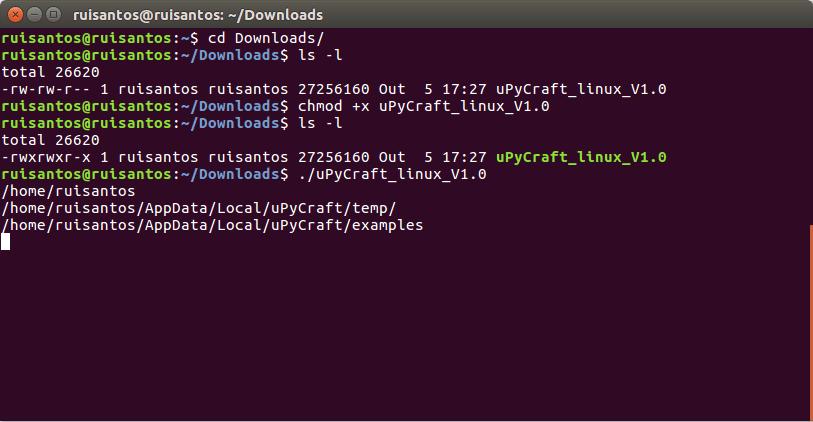 Install uPyCraft IDE - Linux Ubuntu | Random Nerd Tutorials