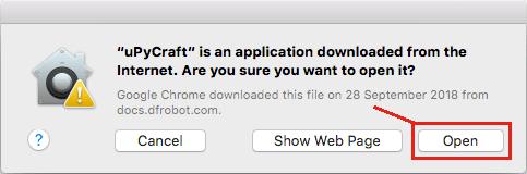 Install uPyCraft IDE - Mac OS X | Random Nerd Tutorials