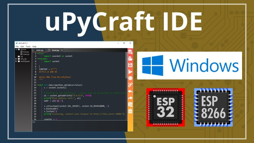 Install uPyCraft IDE - Windows PC | Random Nerd Tutorials