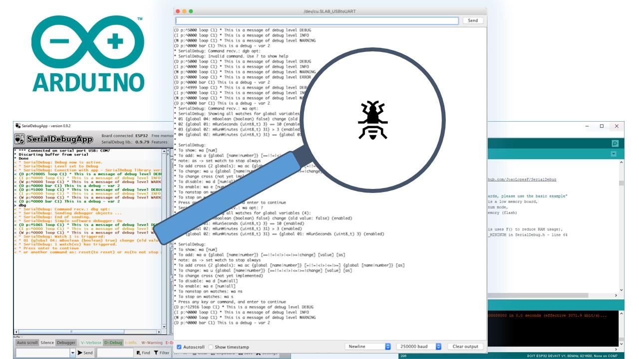 Better Debugging For Arduino Ide Using Software Debugger Random Nerd Tutorials