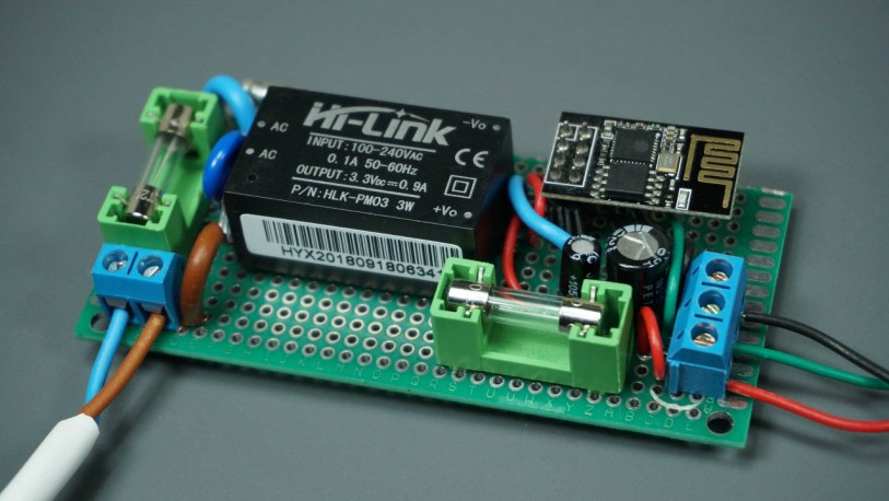 Power ESP8266 with HLK-PM03 Converter | Random Nerd Tutorials
