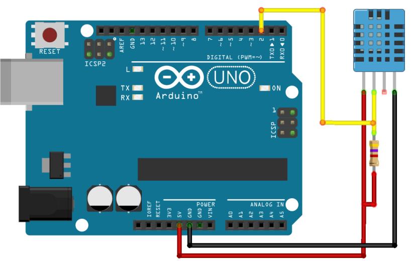 arduino dht11 wiring diagram_bb
