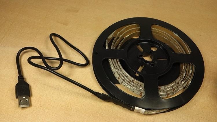 5V RGB LED Strip