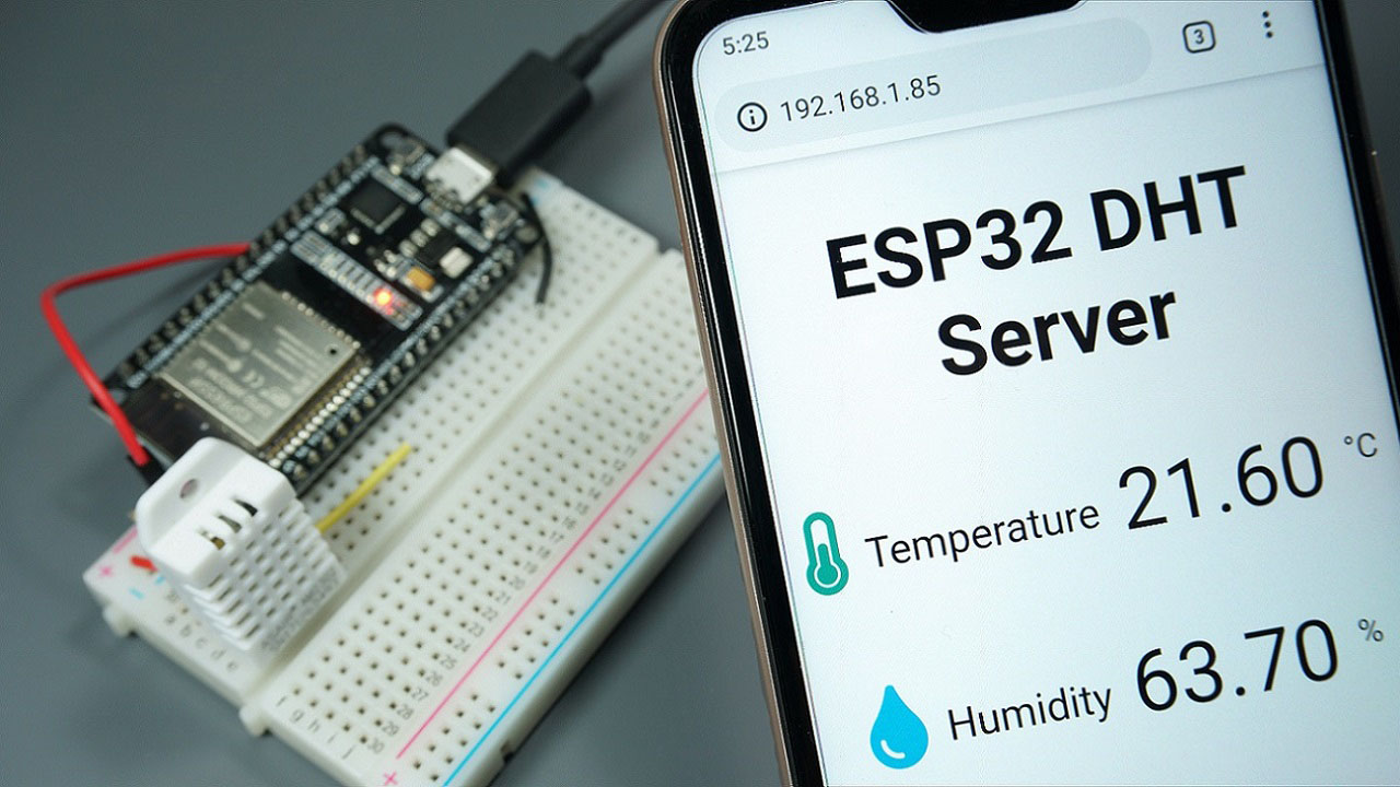 ESP32 Data Logging Temperature to MicroSD Card | Random Nerd Tutorials