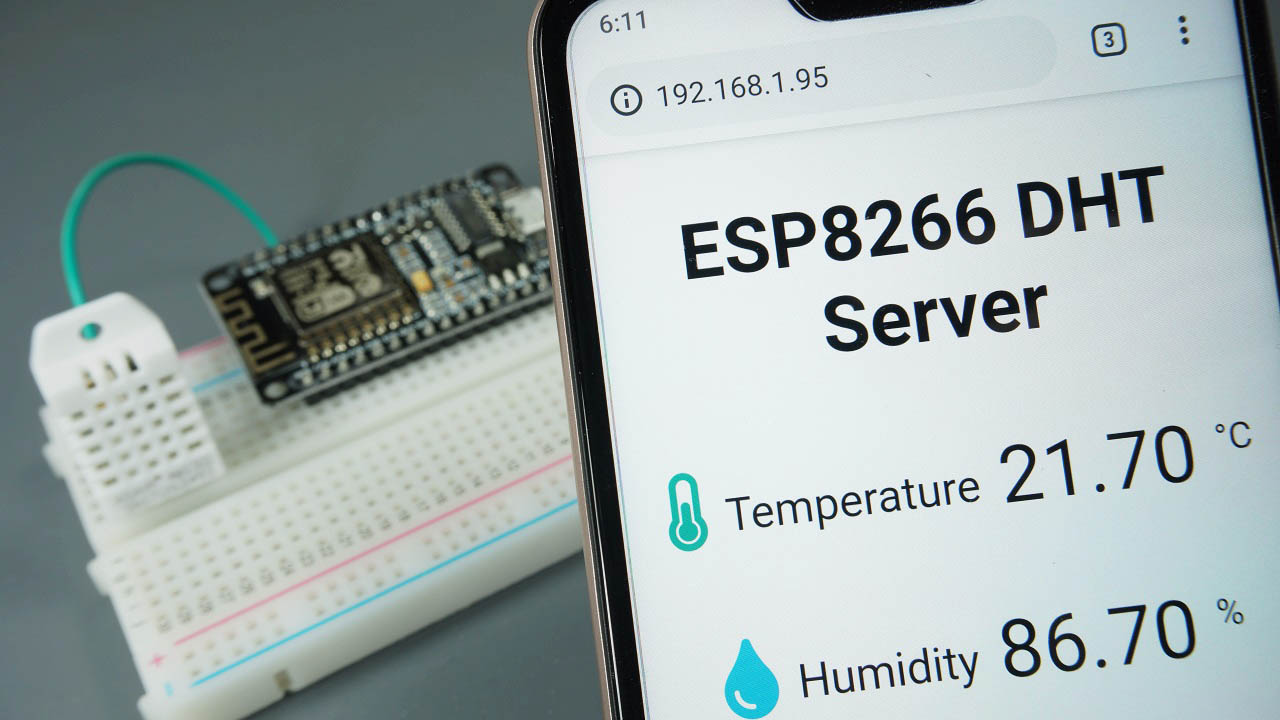 Getting Started with ESP8266 WiFi Transceiver (Review