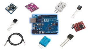 9 Arduino Compatible Temperature Sensors for Your Electronics Projects