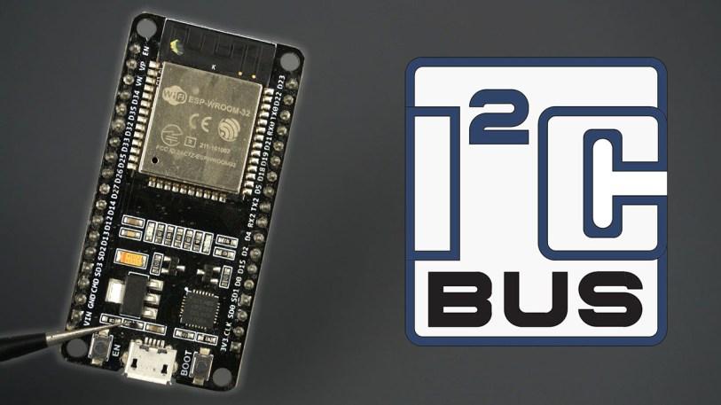 ESP32 I2C Communication: Set Pins, Multiple Bus Interfaces and Peripherals | Random Nerd Tutorials