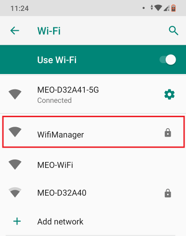 Connect to WiFiManager Network ESP32 MicroPython