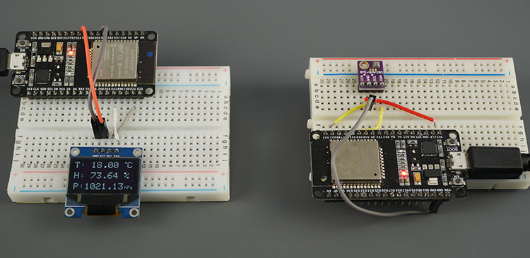 ESP32 to ESP32 Talking with each other with Wireless Communication