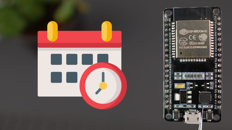 ESP32 NTP Client-Server Get Date and Time Arduino IDE