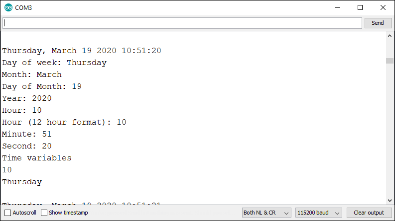 Learn how to request date and time from an NTP Server using the ESP32 with Arduino IDE. Getting date and time is useful in data logging projects to ti