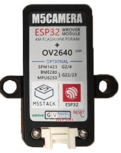 M5-Camera Model A Pins GPIO