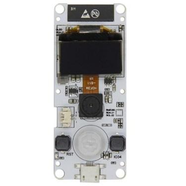TTGO T-Camera with PIR Sensor Pins GPIO