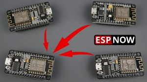 ESP-NOW with ESP8266 Receive Data from Multiple Boards many-to-one
