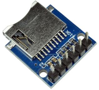 MicroSD card module for ESP32 ESP8266 Arduino SPI