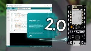 Installing Programming ESP8266 NodeMCU Board in Arduino 2.0 Windows Mac OS X Linux
