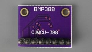 Part Back Pins BMP388 Sensor Module Altitude Pressure Temperature