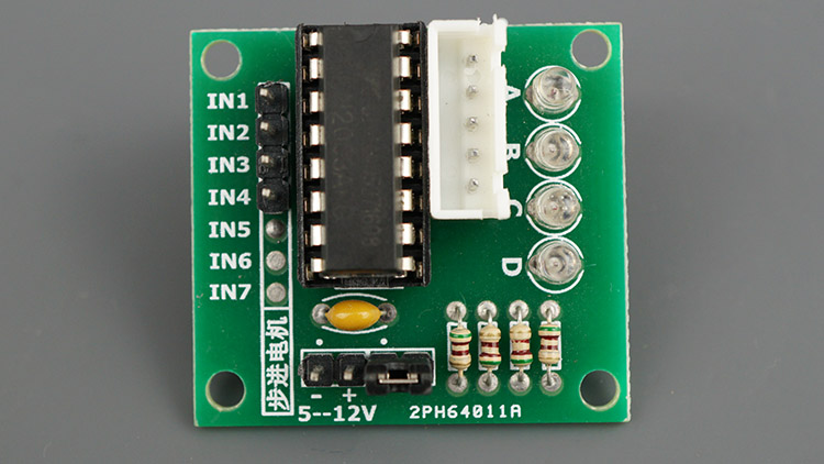 ULN2003 Motor Driver 01 module board