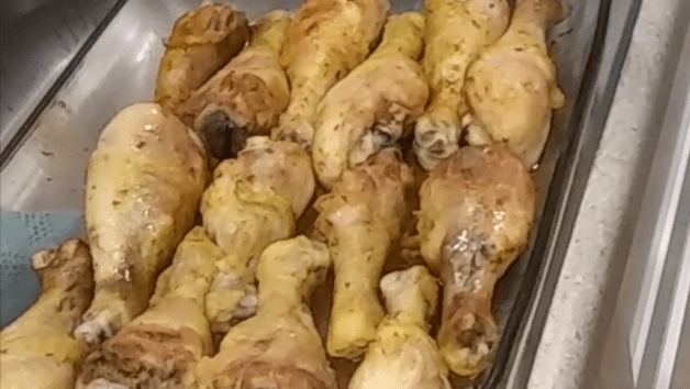 These crispy drumsticks are all the rave!