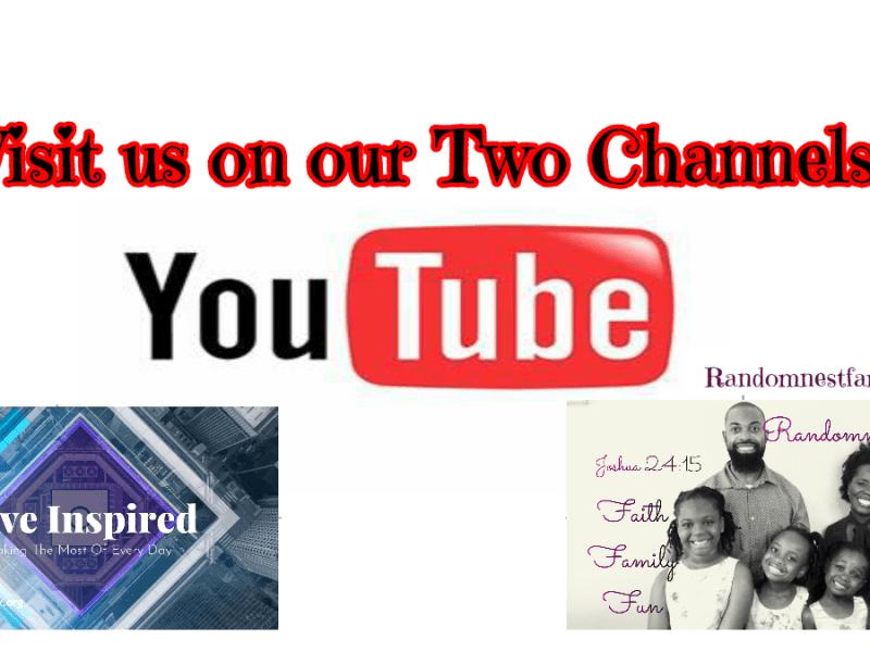 Visit Randomnestfamily on YouTube