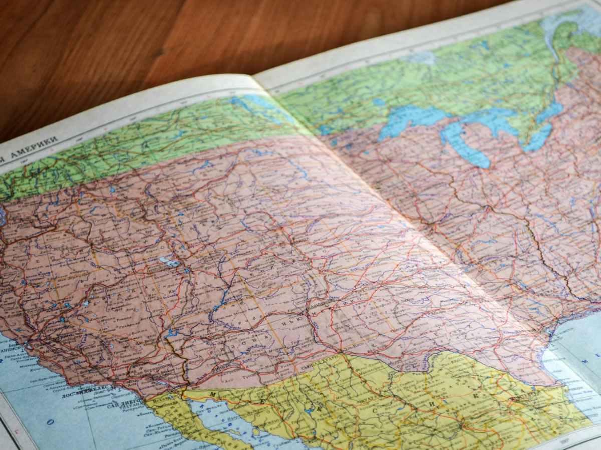map showing USA @randomnestfamily.org