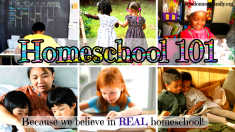Homeschool 101 @randomnestfamily.org