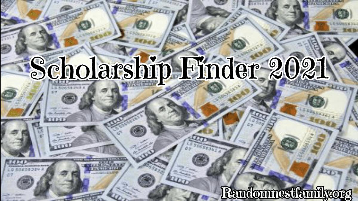 Scholarship money for college @randomnestfamily