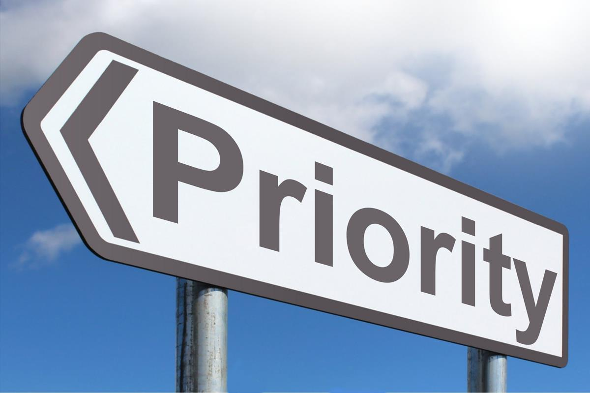 Priority...What's yours? @randomnestfamily.org