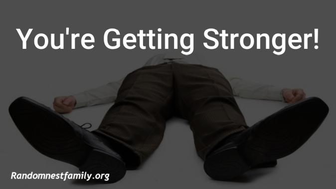 Don't pass out @randomnestfamily.org