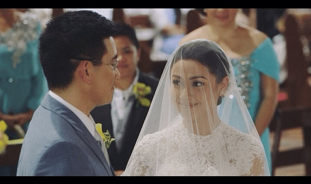 Jodi Sta Maria Wedding Richard and May...