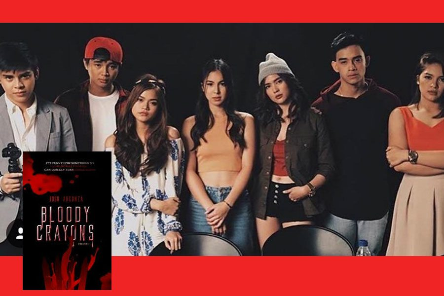 Bloody Crayons With Jane Oineza Julia Barretto Diego