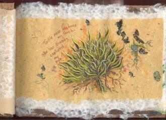 Lichen & moss tactile