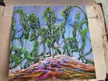 Moss sculptures 2