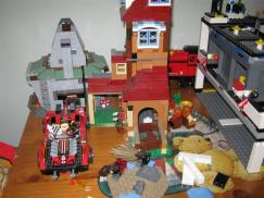 Michael is a good builder