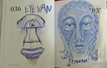 Eye-Van and Shreenaa 36-37