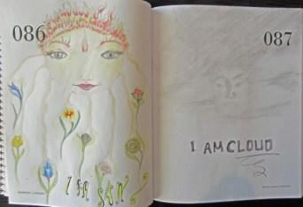 I am sun and I am cloud 86-87