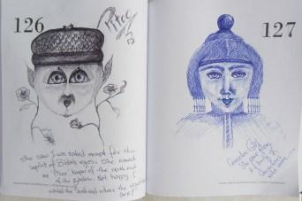 Pitoo and Corrector girl.. 126-127